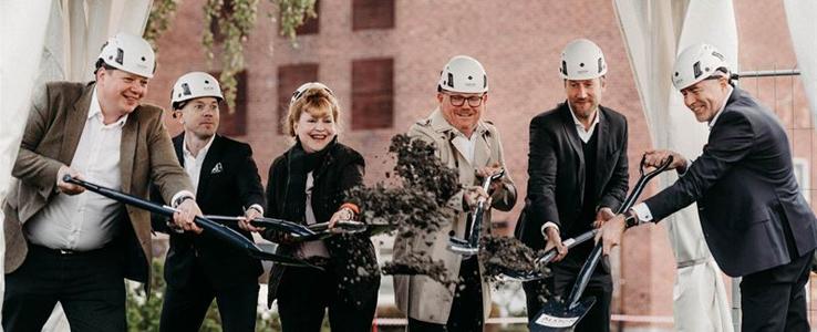 Alstom bygger innovationscenter i Västerås