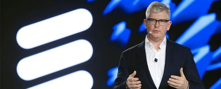5G-auktionen: Ericsson uttrycker stöd till Huawei